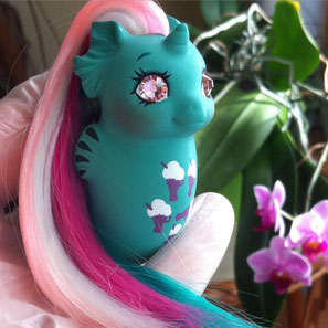 #44 Baby Sea Pony Fizzy (08-2015)