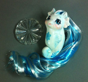 #mylittlepony #seapony #custom #twinkleeye #froststar