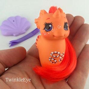 #mylittlepony #gypsy #custom #seapony #seahorse #fimo #twinkleeye
