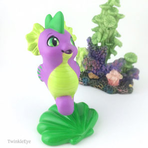 #seapony #seahorsefigure #Mylittlepony #friendshipismagic #seadragon