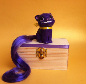 #21 Cheshire Cat Purrrple (05-2015)