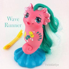 #Mylittlepony #sunshinepony #seapony #mermaid #seahorse #mlp #miominipony #monpetitponey #meinkleinespony #sculpture #twinkleeye #colorchange