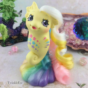 seapony seahorse mermaid unicorn mylittlepony twinkleeye