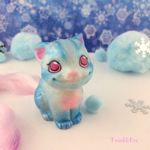 #146 Cheshire Cat - Snowball - Winter Series (11-2016)