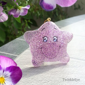 #108 TwinkleStar Sparkle Purple (05-2016)