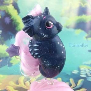 #162 Baby Sea Pony - Capricorn [Zodiac Signs Series](01-2017)