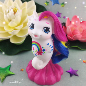 #141 Baby Sea Pony Starbow - Rainbow Baby Series (10-2016)