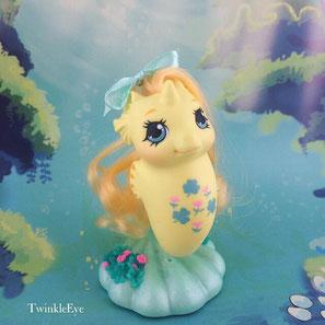 #mlp #seahorse #seapony #mylittlepony #custom #twinkleeyeslittlegems