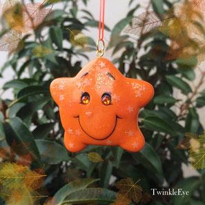 #carebears #swarovski #twinklestar #twinkleeye #starbuddy #starpendant  #halloweenstar #halloweendeko #gift