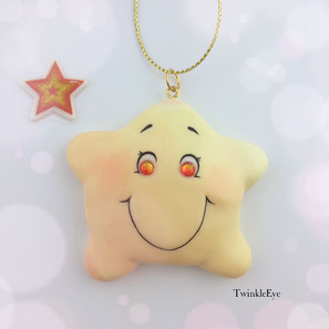 #148 TwinkleStar -Pastel Series - Yellow&Orange (11-2016)