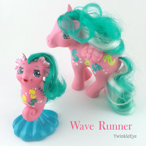 #87 Baby Sea Pony Wave Runner (02-2016)