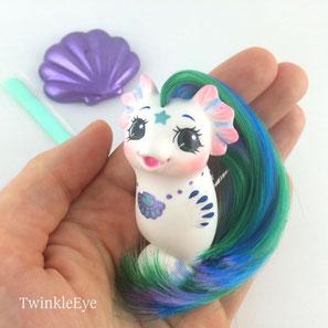 #mylittlepony #seastar #custom #seapony #seahorse #fimo #twinkleeye