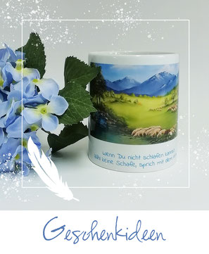 Tasse - bedruckte Tasse - Malerei - Shop - Geschenk-Idee