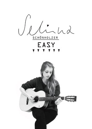 Poster, Film and Cover-Set for Selina Schönholzer Music in Zurich