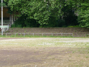 Altes Stadion, Tribüne-West Stehplatz rechts