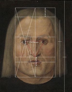 (5) Suddivisioni delle sezioni, equidistanze e sezioni auree