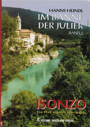 Julische Alpen, Mangart, Triglav, Montasch, Luschari, Isonzo