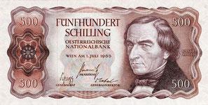 500 Schilling, Josef Ressel, Schiffschraube