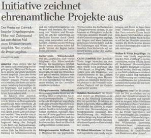 Bild: Wünschendorf Erzgebirge Ideenwettbewerb 2109