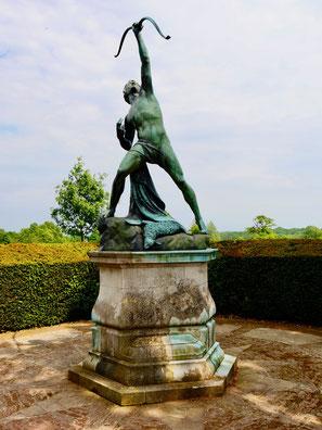 Sehenswürdigkeiten Gartenreise England Hole Park Gardens