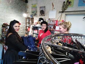 Annakonda - Rockabilly & Vintage Store Luzern Jubiläum