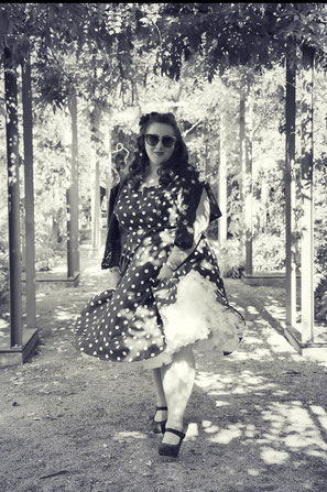 Annakonda Popsoda Hellbunny Dress