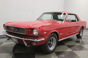 Ford Mustang 1965 / 1966 - Ford Mustang Generation 1