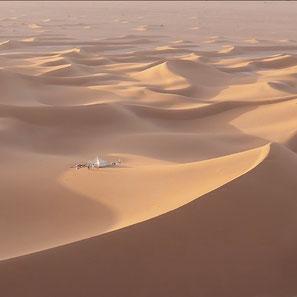 désert dune sable Maroc