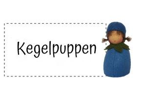 www.blumenkinderwerkstatt.de Kegelpuppen