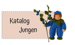 Blumenkinderwerkstatt Katalog Jungen
