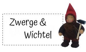 www.blumenkinderwerkstatt.de Zwerge und Wichtel