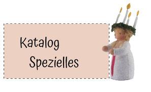 Blumenkinderwerkstatt Katalog Spezielles