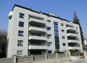 Immeuble - Rue de Lausanne, Sion
