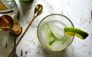 Cocktail Bar Hochzeit Drinks