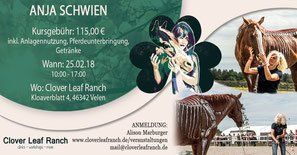 Bodenarbeit | 25.02.2018 | mit Anja Schwien | 115,00 €