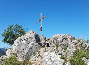 Maisenkögerl Gipfelkreuz