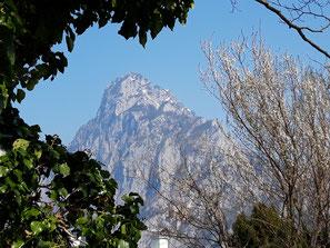 Traunstein Blick von der Geißwand, Aufstieg über Naturfreundesteig und Abstieg über Mairalm