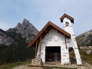 Sas di Stria, Hexenstein, Dolomiten, Valparolapass