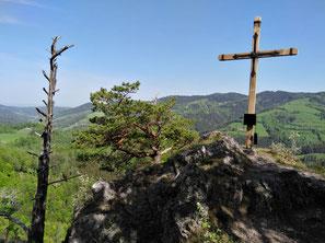Gipfelkreuz Beilstein