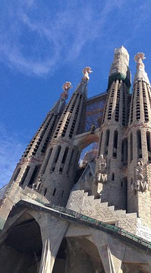 barcelona sagrada familia - 2013 - Lyzzz