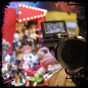 Tournage Film animation