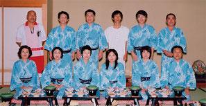 昭和47年度金津中学校3年3組同窓会