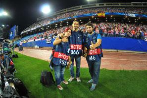 CHAMPIONS LEAGUE, UEFA, FTOTOGRAFIA DEPORTIVA, TANIA DELGADO FOTOGRAFIA, FOTOGRAFIA DE EVENTOS, VICENTE CALDERON, ATLETICO DE MADRID, ATLETI