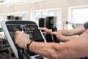 InBody-Spezialwaage zur Bestimmung von Fett- und Muskelanteil