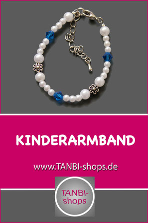 Geschenkidee Einschulung, Armband für Kinder, Geschenkidee Erstkommunion, Kinderarmband Hochzeit, Kinderarmband Blumenkind, Kinderarmband Geschenk