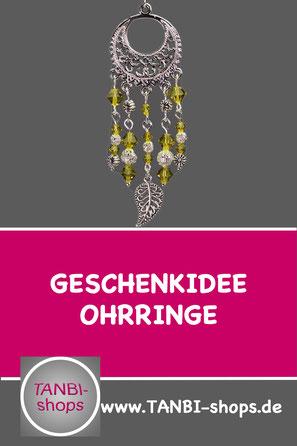 Geschenkidee Ohrringe, Wichtelgeschenk Ohrringe, Ohrringe, Chandeliers, Weihnachtsgeschenk Ohrringe, Kinderohrringe