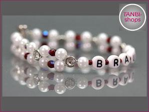 Geschenkidee Braut, Armband Braut, Accessoire Braut,