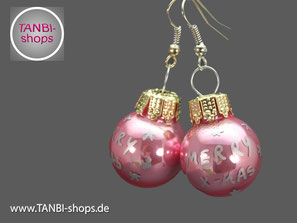 Ohrringe Weihnachten, Weihnachtsgeschenk Ohrringe, Merry x-mas, Accessoires Weihnachten, Wichtelgeschenk, Wichtelidee Frau, Wichtelidee Mädchen, Wichteln Mädchen, Geschenkidee Weihnachten Mädchen
