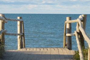 Strandaufgang - Region Prerow - Carpe Diem - Prerow - Bio-Hotel