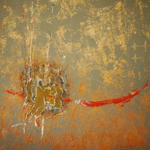 Huiles sur toile 60 x60